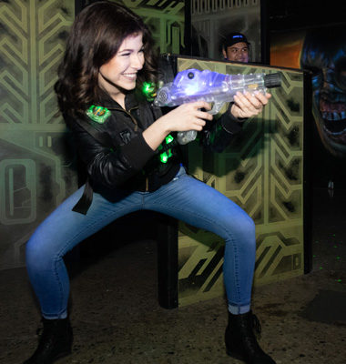 Laser Tag at U-Puttz